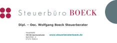 Steuerberater Boeck